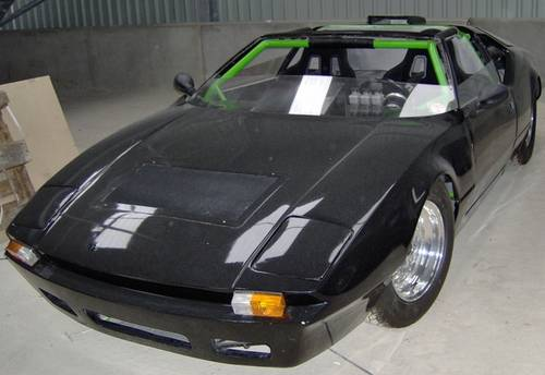 1974 DeTomaso Pantera 820+bhp Silver State Race Winning Car For Sale (picture 6 of 6)