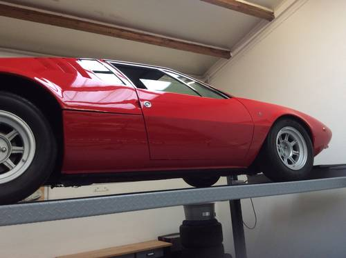 1970 De Tomaso Mangusta unrestored 7000 Miles perfect For Sale (picture 6 of 6)