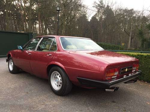 1982 De Tomaso Deauville For Sale (picture 6 of 6)