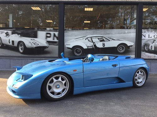 1995 De Tomaso Guara Barchetta For Sale (picture 1 of 6)