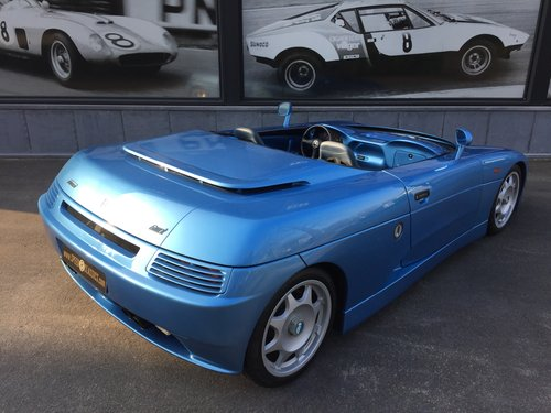 1995 De Tomaso Guara Barchetta For Sale (picture 4 of 6)