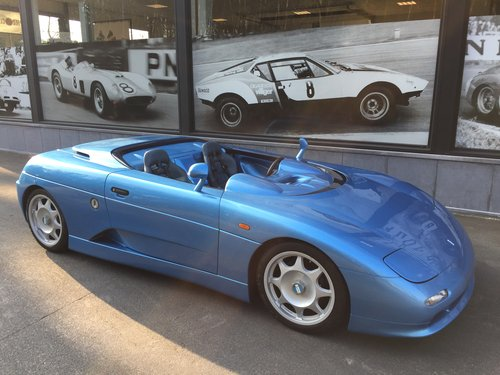1995 De Tomaso Guara Barchetta For Sale (picture 6 of 6)