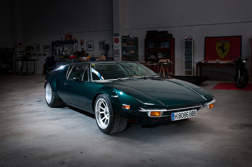 1971 DeTomaso Pantera For Sale (picture 2 of 3)