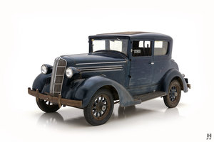Picture of 1937 Detroit Electric Model 99C 2 Dr For Sale