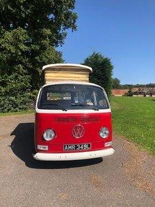 VW Devon Campervan - looks amazing