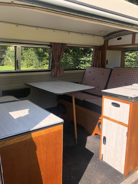 1972 VW Devon Campervan - looks amazing For Sale (picture 3 of 6)