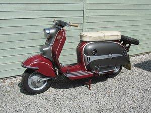 Durkopp Diana Sport Scooter (not Lambretta)