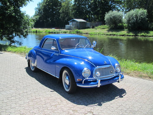 DKW 613 Coupé Special 1957 (97801 Km.) For Sale (picture 1 of 6)