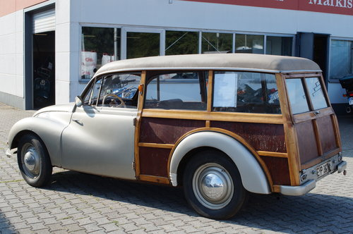 1952 DKW F89 Universal Woody For Sale (picture 2 of 6)
