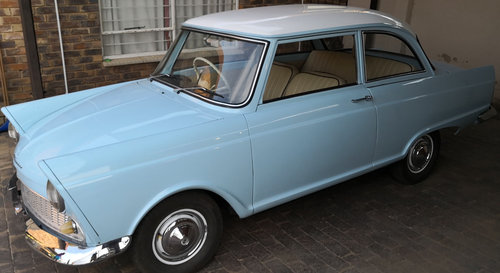 1961 Fully restored DKW F11 Junior For Sale (picture 1 of 6)