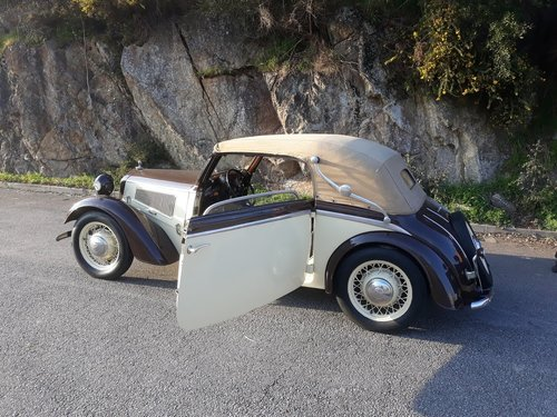 1938 DKW Cabriolet Deluxe For Sale (picture 2 of 6)