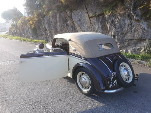 1938 DKW Cabriolet Deluxe For Sale (picture 3 of 6)
