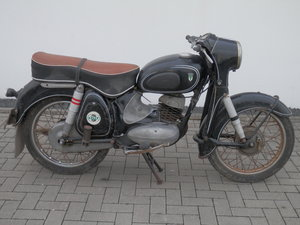 Barn find 1959 DKW RT 175 VS original paint For Sale