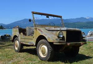 1960 DKW Munga Jeep = Rare Project Geländewagen $8.5k For Sale