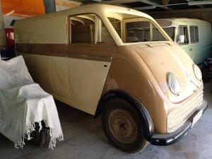 DKW F89 VAN 1959 IMOSA For Sale