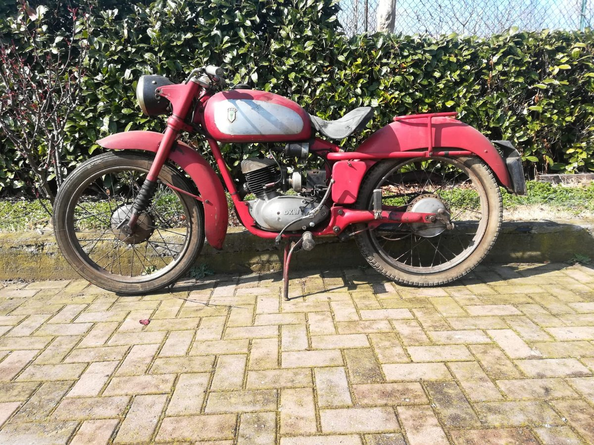 DKW RT 125cc - 1958 For Sale (picture 1 of 6)
