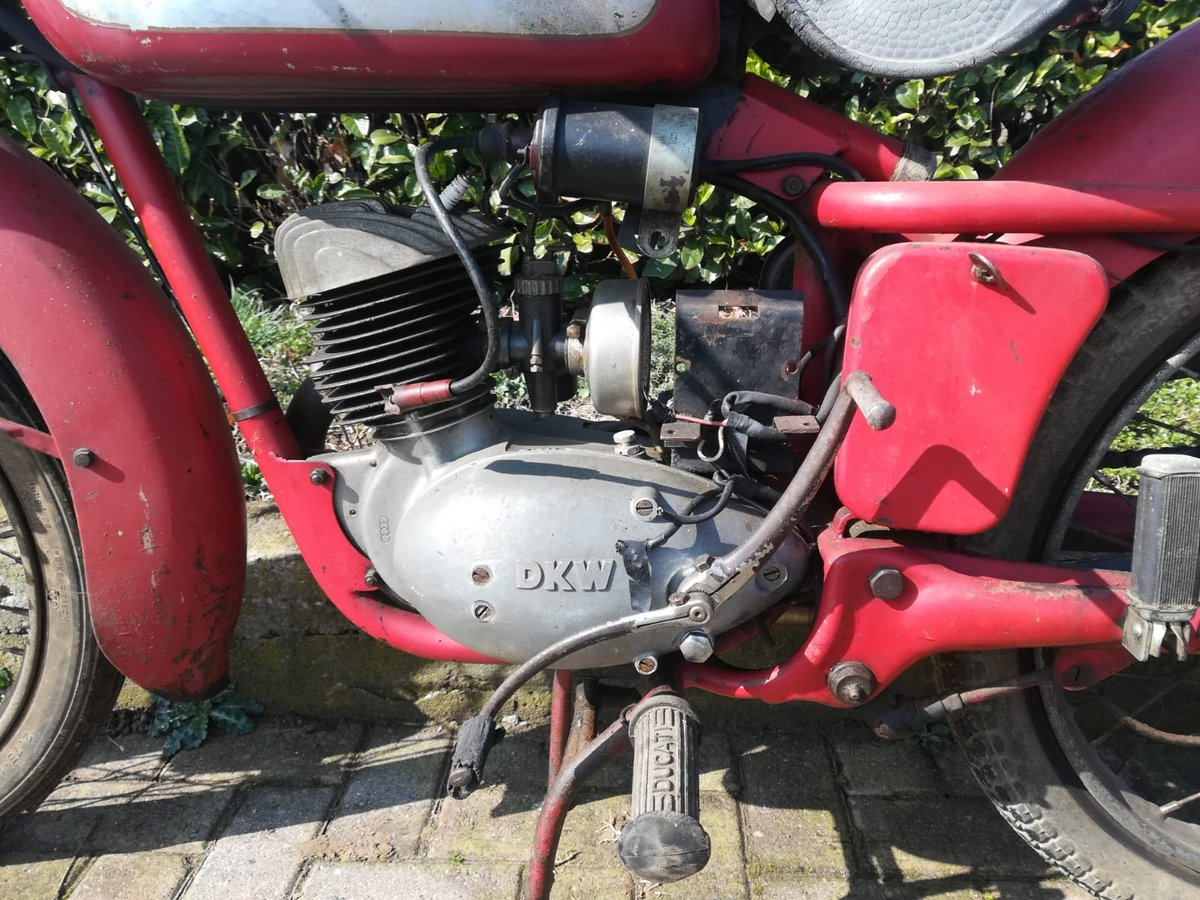 DKW RT 125cc - 1958 For Sale (picture 5 of 6)
