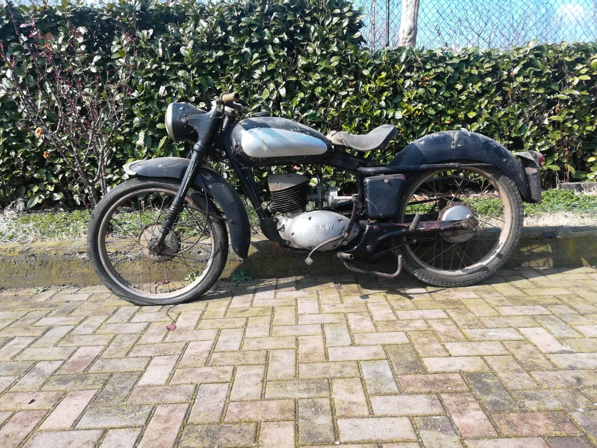 DKW RT 200cc - 1958 For Sale (picture 2 of 6)