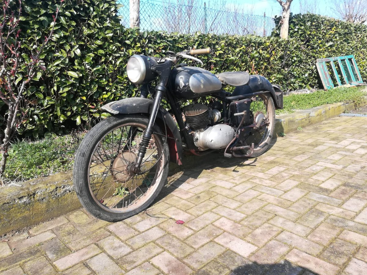 DKW RT 200cc - 1958 For Sale (picture 4 of 6)