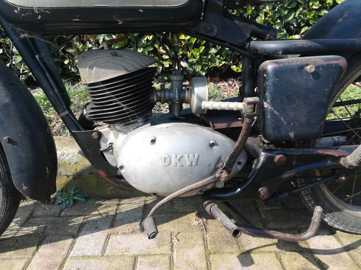 DKW RT 200cc - 1958 For Sale (picture 5 of 6)