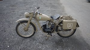 1934 DKW RT 125 For Sale by Auction