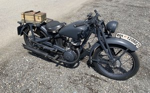 1939 DKW 200 For Sale by Auction