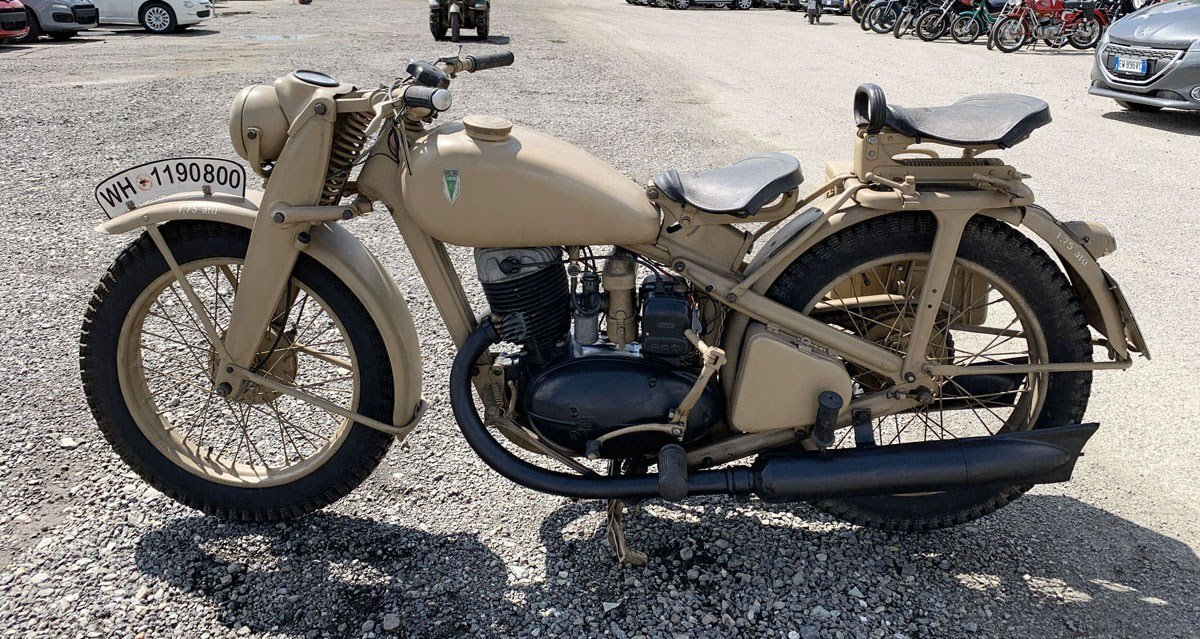 1939 DKW NZ 350 For Sale by Auction (picture 1 of 3)