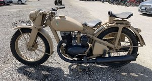 1939 DKW NZ 350 For Sale by Auction