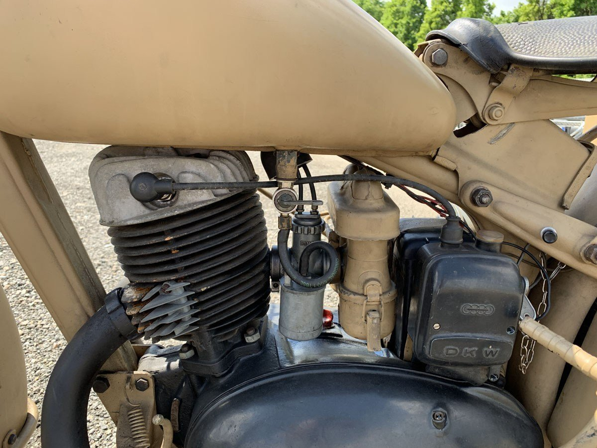 1939 DKW NZ 350 For Sale by Auction (picture 2 of 3)