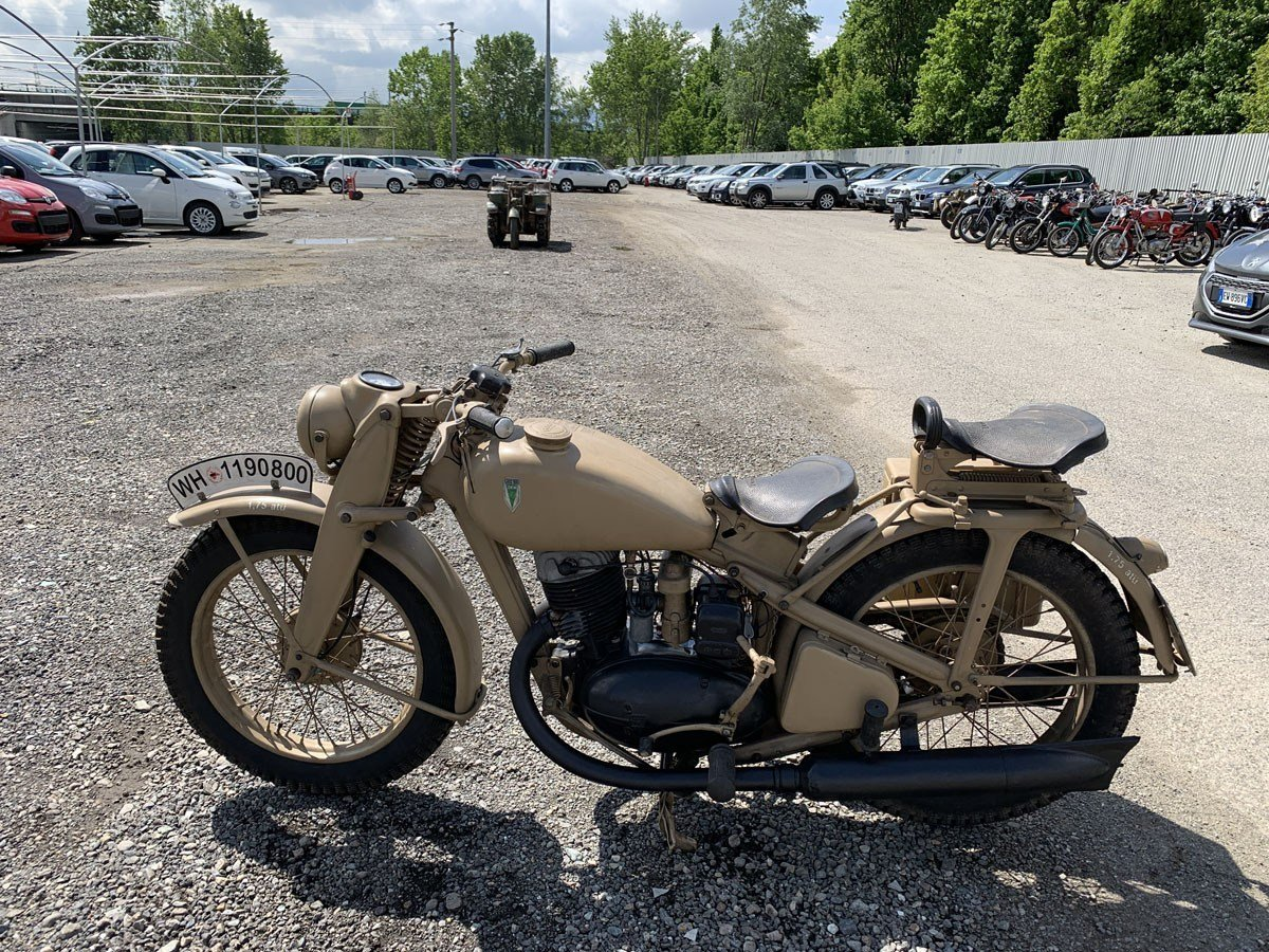 1939 DKW NZ 350 For Sale by Auction (picture 3 of 3)