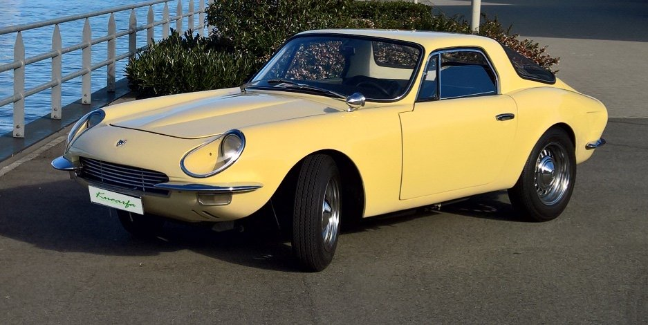 1967 DKW Puma GT (only 3 in Europe) For Sale (picture 2 of 6)