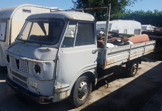 1959 ALFA ROMEO F12- A12 Truck Transporter  For Sale (picture 1 of 2)