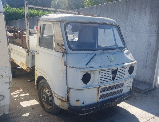 1959 ALFA ROMEO F12- A12 Truck Transporter  For Sale (picture 2 of 2)