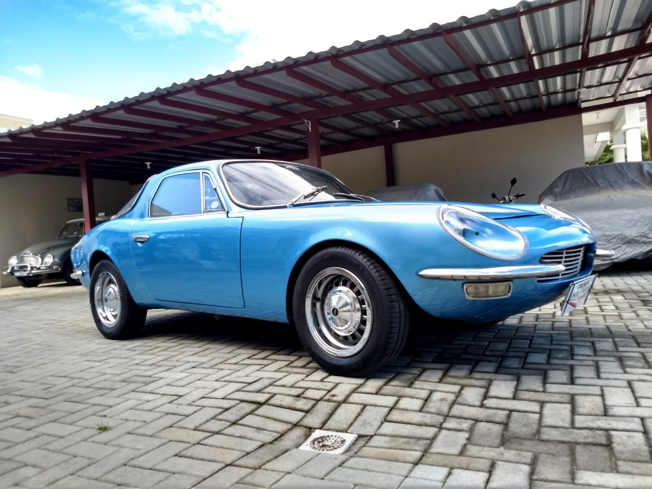 1967 Rare 2 times engine Puma DKW  For Sale (picture 2 of 6)