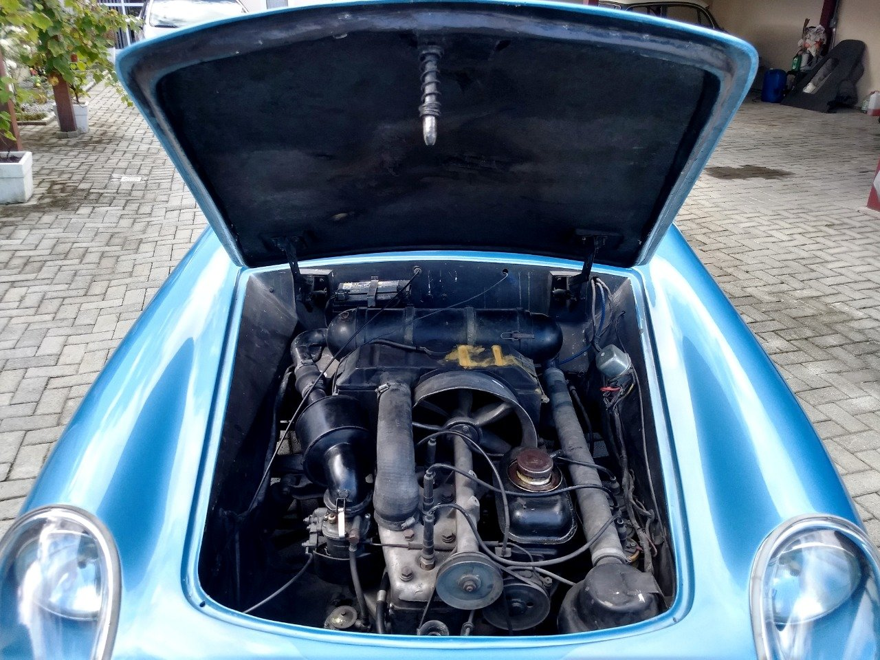 1967 Rare 2 times engine Puma DKW  For Sale (picture 5 of 6)