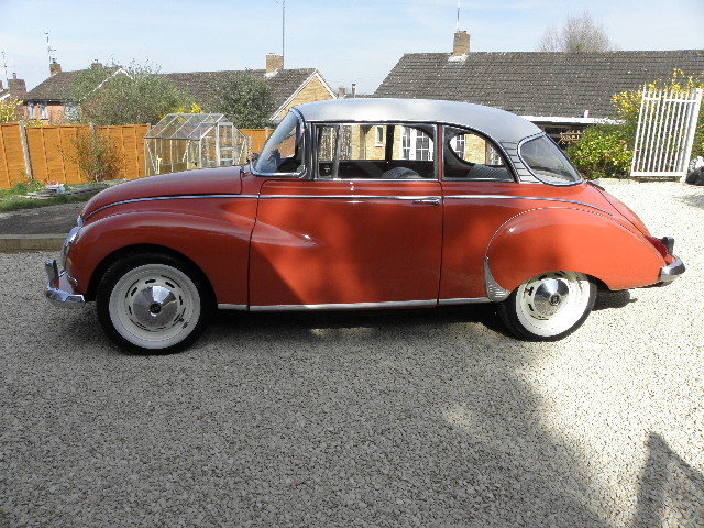 1960 Dkw auto union 1000s two door saloon For Sale (picture 4 of 6)