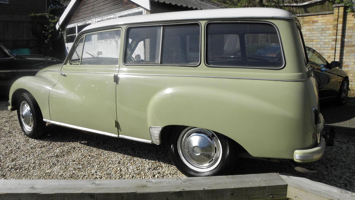 1963 Dkw auto union 1000 estate For Sale (picture 2 of 6)