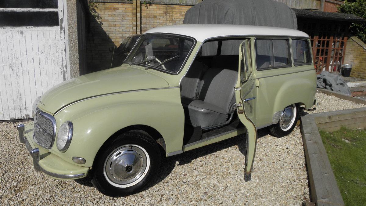 1963 Dkw auto union 1000 estate For Sale (picture 3 of 6)