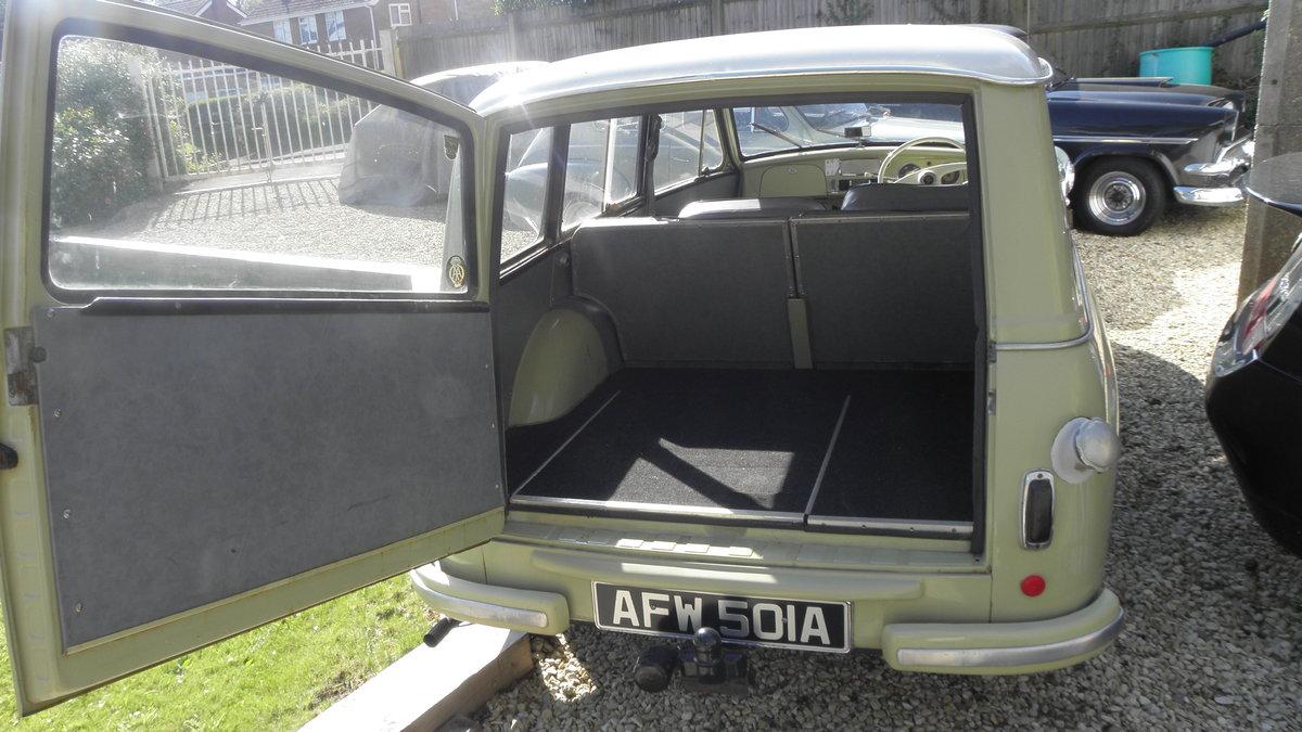 1963 Dkw auto union 1000 estate For Sale (picture 4 of 6)