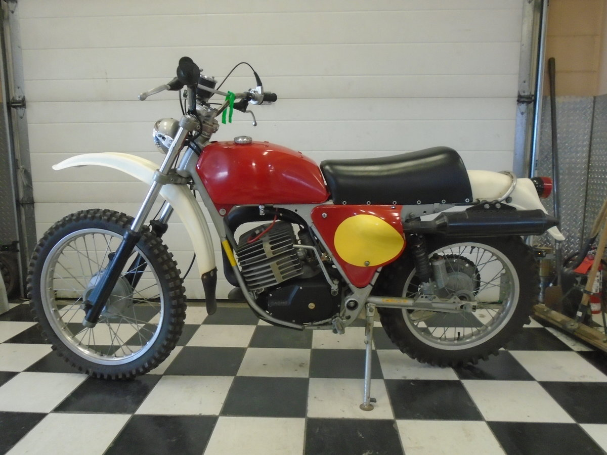 1978 Unrestored Hercules 250 GS Enduro For Sale (picture 2 of 4)