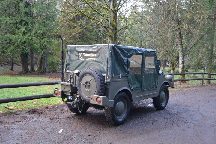 1963 DKW Auto Union Audi Munga Jeep SOLD by Auction (picture 2 of 6)