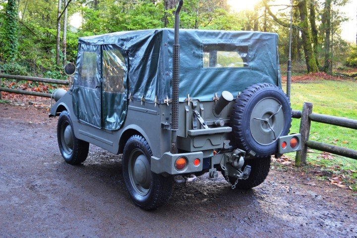 1963 DKW Auto Union Audi Munga Jeep SOLD by Auction (picture 3 of 6)