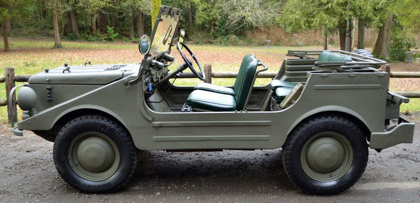 1963 DKW Auto Union Audi Munga Jeep SOLD by Auction (picture 4 of 6)