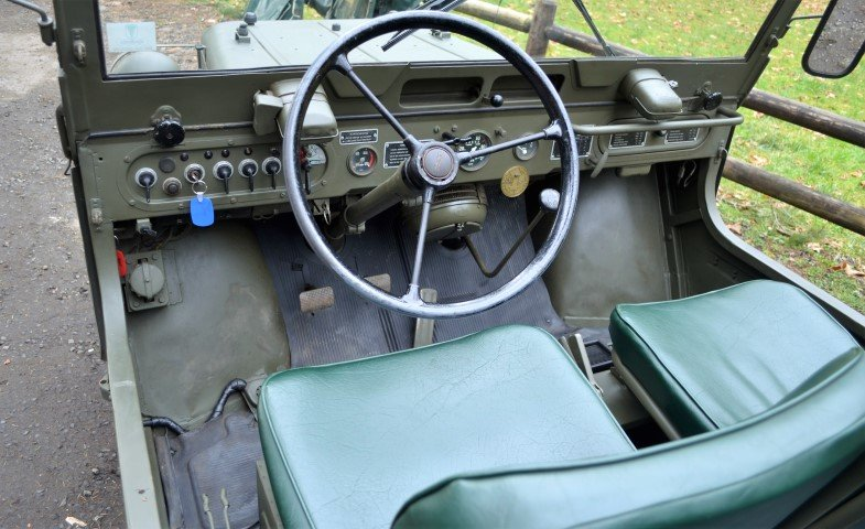 1963 DKW Auto Union Audi Munga Jeep SOLD by Auction (picture 5 of 6)