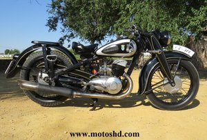 DKW NZ500 for sale For Sale