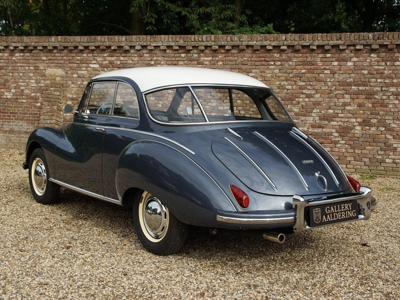 1959 DKW F93 3=6 Coupe completely restored, rare and original Dia For Sale (picture 2 of 6)