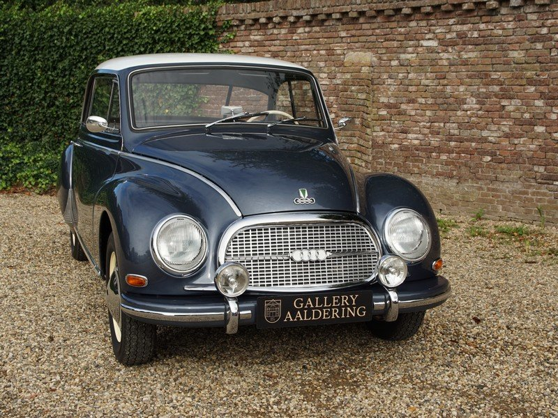 1959 DKW F93 3=6 Coupe completely restored, rare and original Dia For Sale (picture 5 of 6)
