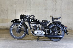 1942 DKW NZ 350 - No Reserve For Sale by Auction
