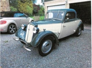 1936 DKW 2 doors with spider For Sale