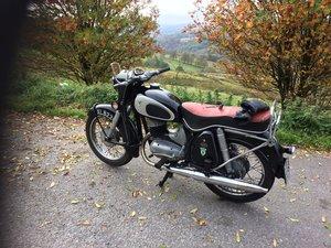 1959 DKW RT200VS For Sale